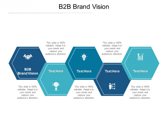 B2B Brand Vision Ppt PowerPoint Presentation Infographic Template Gridlines Cpb Pdf