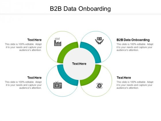 B2B Data Onboarding Ppt PowerPoint Presentation Slides Design Ideas Cpb Pdf