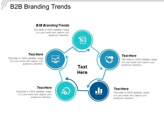 B2b Branding Trends Ppt PowerPoint Presentation Gallery Inspiration Cpb