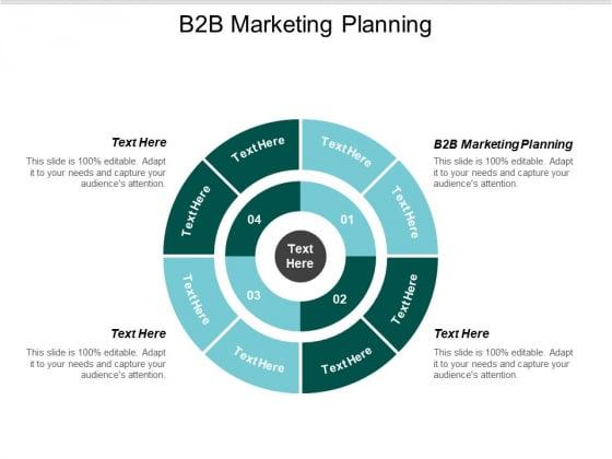 B2b Marketing Planning Ppt PowerPoint Presentation Portfolio Gallery Cpb