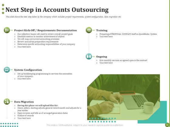 BPO Managing Enterprise Financial Transactions Next Step In Accounts Outsourcing Structure PDF