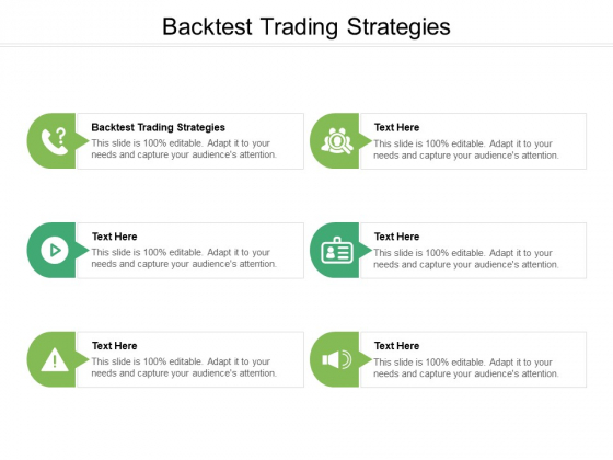 Backtest Trading Strategies Ppt PowerPoint Presentation Styles Graphics Design Cpb Pdf