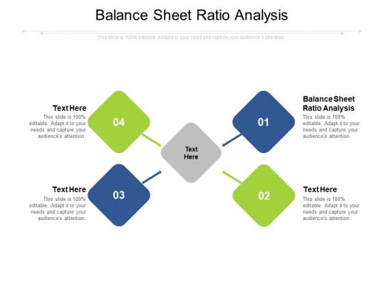Balance Sheet Ratio Analysis Ppt PowerPoint Presentation Professional Graphics Template Cpb Pdf