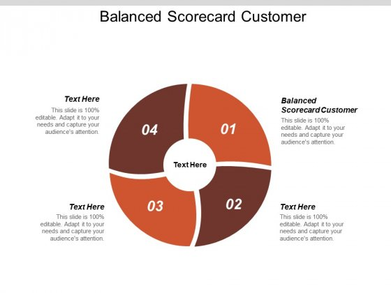 Balanced Scorecard Customer Ppt PowerPoint Presentation Layouts Demonstration Cpb
