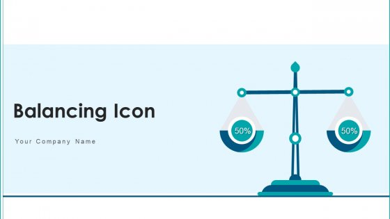 Balancing Icon Target Plans Ppt PowerPoint Presentation Complete Deck With Slides