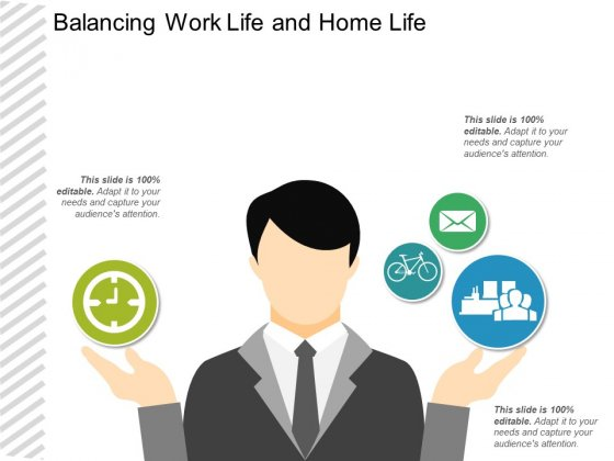 Balancing Work Life And Home Life Ppt PowerPoint Presentation Infographics Gallery