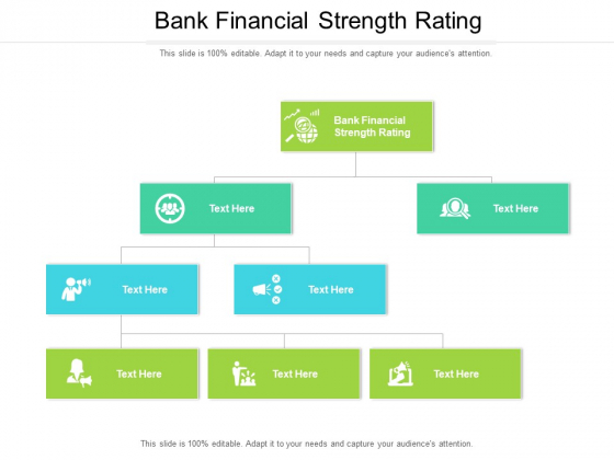 Bank Financial Strength Rating Ppt PowerPoint Presentation Slides Files Cpb Pdf