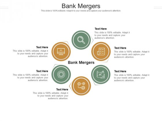 Bank Mergers Ppt PowerPoint Presentation Icon Topics Cpb Pdf