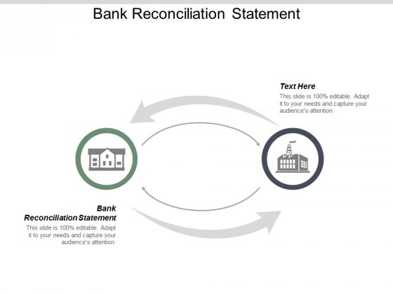 Bank Reconciliation Statement Ppt PowerPoint Presentation Sample Cpb