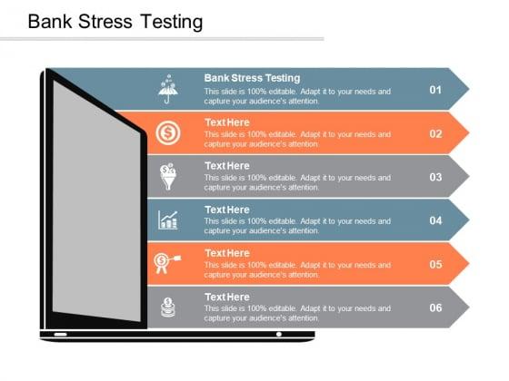 Bank Stress Testing Ppt PowerPoint Presentation Portfolio Vector Cpb