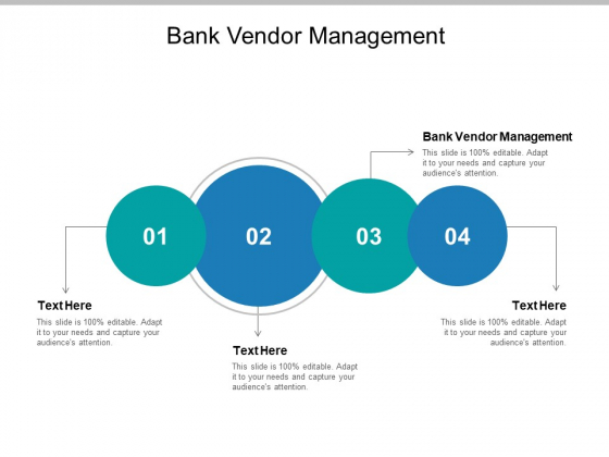 Bank Vendor Management Ppt PowerPoint Presentation Styles Vector Cpb