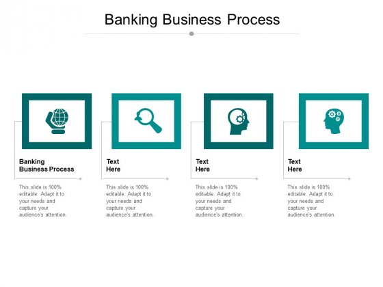 Banking Business Process Ppt PowerPoint Presentation Show Graphic Images Cpb