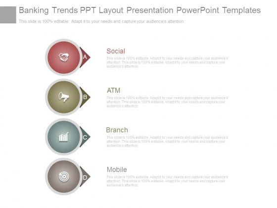 Banking Trends Ppt Layout Presentation Powerpoint Templates