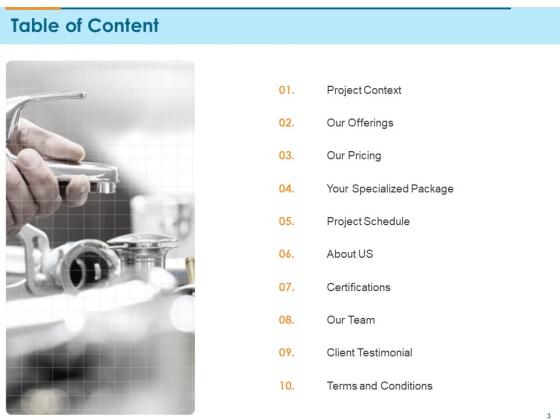 Bathroom_Fixture_Proposal_Ppt_PowerPoint_Presentation_Complete_Deck_With_Slides_Slide_3