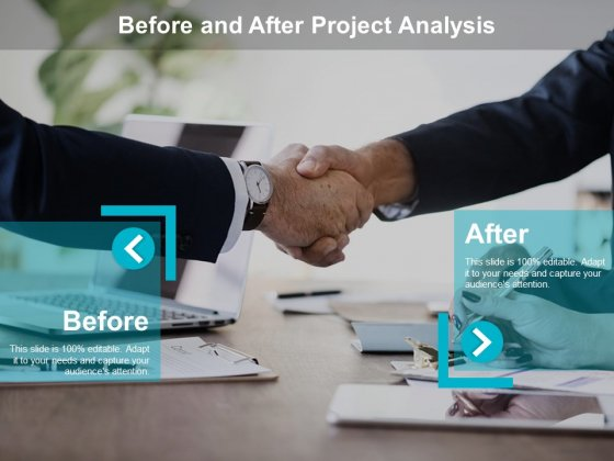 Before And After Project Analysis Ppt PowerPoint Presentation Infographic Template Topics