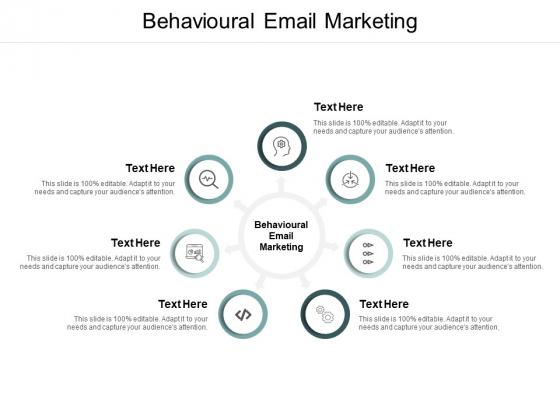 Behavioral Email Marketing Ppt PowerPoint Presentation Portfolio Master Slide Cpb