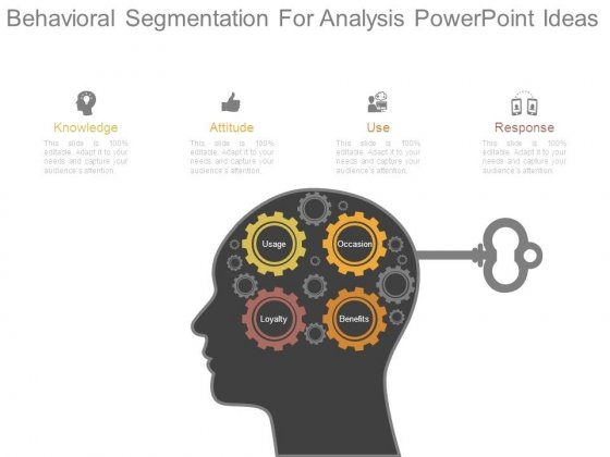 Behavioral Segmentation For Analysis Powerpoint Ideas