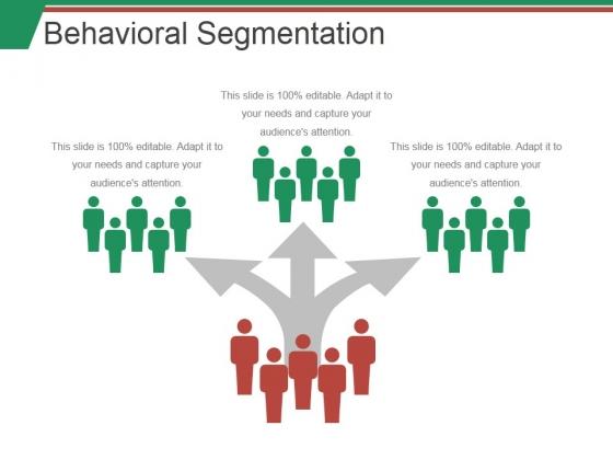 Behavioral Segmentation Ppt PowerPoint Presentation Slides Graphics Pictures