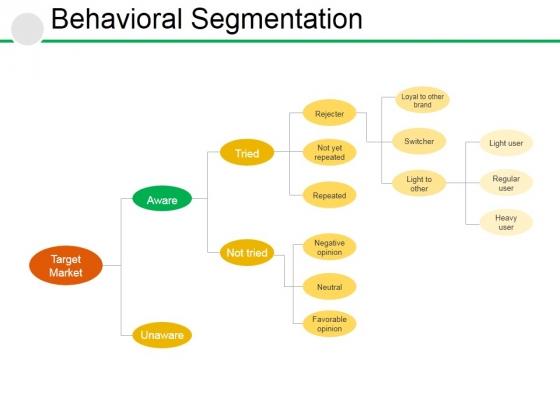 Behavioral Segmentation Template 2 Ppt PowerPoint Presentation Professional Slides