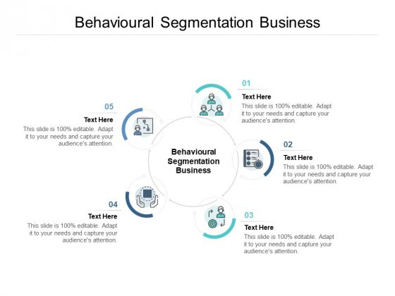 Behavioural Segmentation Business Ppt PowerPoint Presentation Gallery Samples Cpb