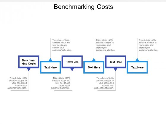 Benchmarking Costs Ppt PowerPoint Presentation Show Graphics Design Cpb