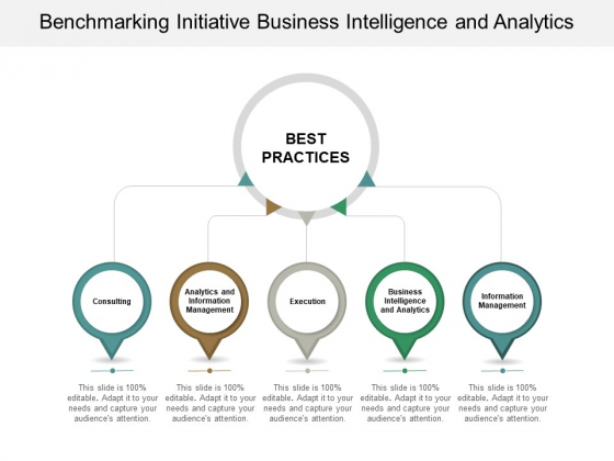 Benchmarking Initiative Business Intelligence And Analytics Ppt Powerpoint Presentation Show Graphics Pictures