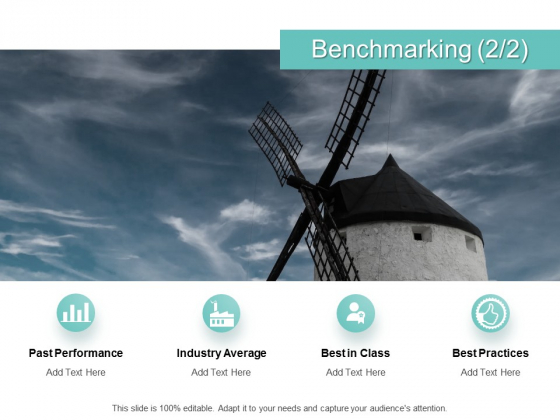 Benchmarking Past Performance Ppt PowerPoint Presentation Inspiration Show