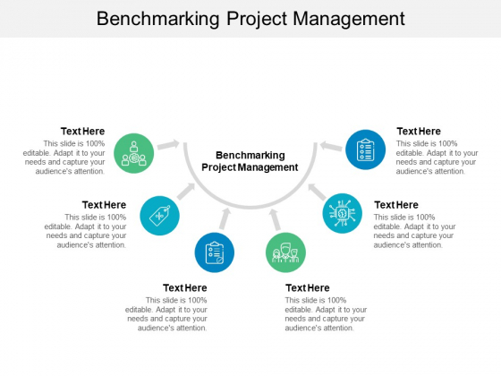 Benchmarking Project Management Ppt PowerPoint Presentation Professional Graphic Tips Cpb
