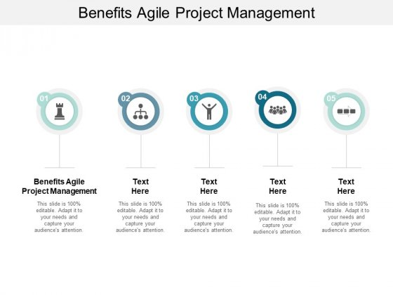 Benefits Agile Project Management Ppt Powerpoint Presentation Infographics Vector Cpb