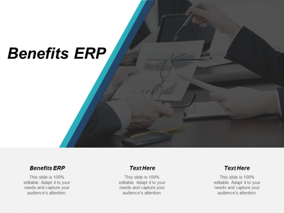Benefits ERP Ppt PowerPoint Presentation File Guide Cpb