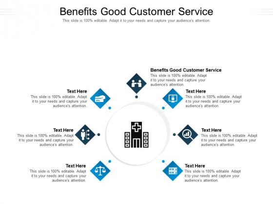 Benefits Good Customer Service Ppt PowerPoint Presentation Slides Vector Cpb Pdf