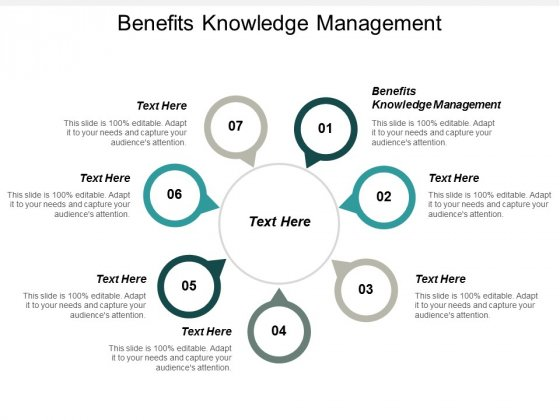 Benefits Knowledge Management Ppt PowerPoint Presentation File Show Cpb