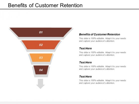 Benefits Of Customer Retention Ppt Powerpoint Presentation Show Design Templates Cpb