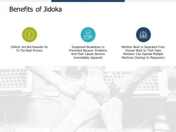 Benefits Of Jidoka Ppt PowerPoint Presentation Gallery Format Ideas