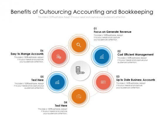 Benefits Of Outsourcing Accounting And Bookkeeping Ppt PowerPoint Presentation File Background Image PDF