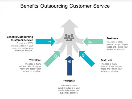 Benefits Outsourcing Customer Service Ppt PowerPoint Presentation Show Cpb