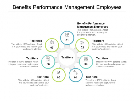 Benefits Performance Management Employees Ppt PowerPoint Presentation Infographics Format Cpb