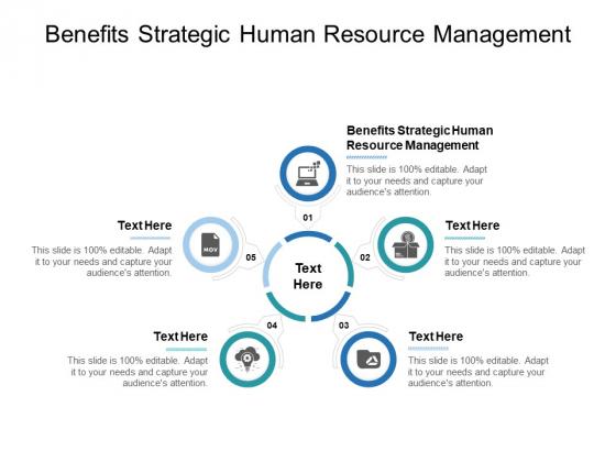 Benefits Strategic Human Resource Management Ppt PowerPoint Presentation Portfolio Example Cpb
