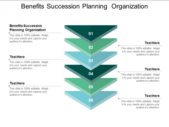 Benefits Succession Planning Organization Ppt PowerPoint Presentation Pictures Layouts Cpb