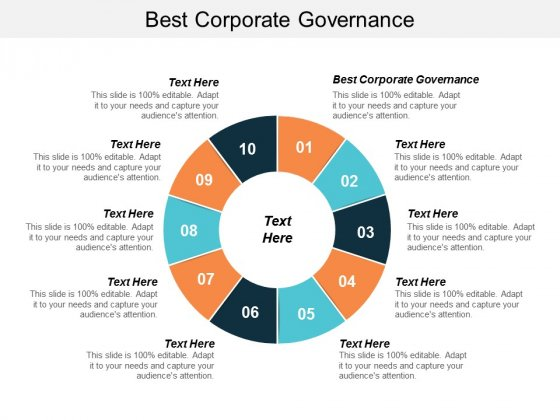 Best Corporate Governance Ppt Powerpoint Presentation Professional Example Cpb