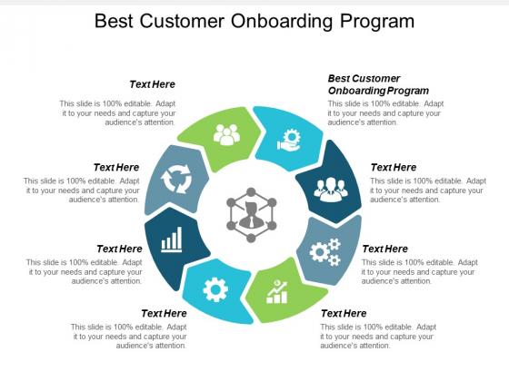 Best Customer Onboarding Program Ppt PowerPoint Presentation Model Graphics Design Cpb