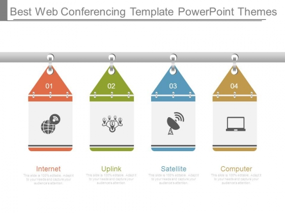 Best Web Conferencing Template Powerpoint Themes