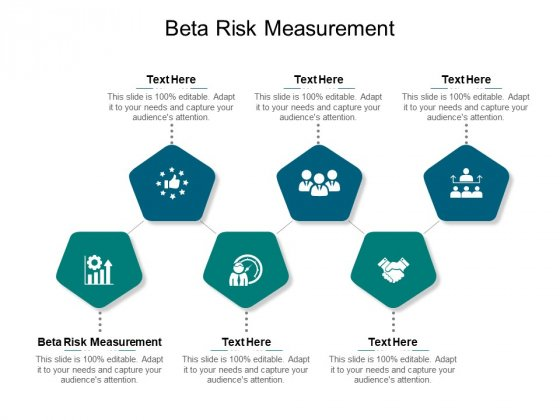Beta Risk Measurement Ppt PowerPoint Presentation Show Visual Aids Cpb Pdf