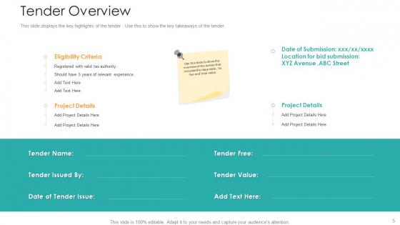Bid_Control_Ppt_PowerPoint_Presentation_Complete_Deck_With_Slides_Slide_5