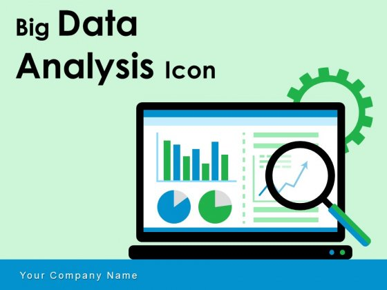 Big_Data_Analysis_Icon_Data_Analytic_Business_Ppt_PowerPoint_Presentation_Complete_Deck_Slide_1