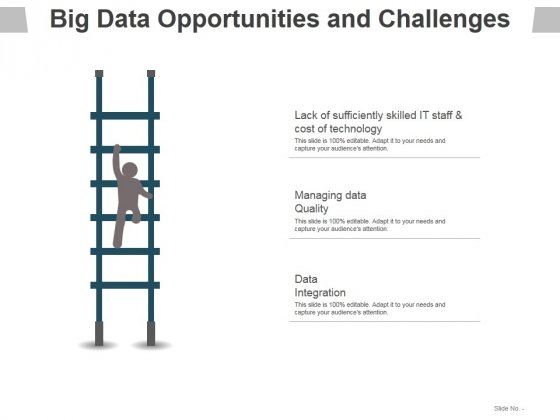 Big Data Opportunities And Challenges Template 1 Ppt PowerPoint Presentation Slides Sample