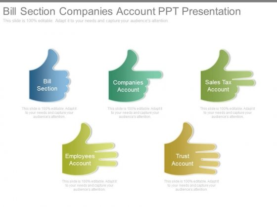 Bill_Section_Companies_Account_Ppt_Presentation_1