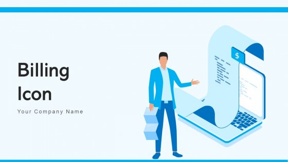 Billing Icon Arrow Product Ppt PowerPoint Presentation Complete Deck