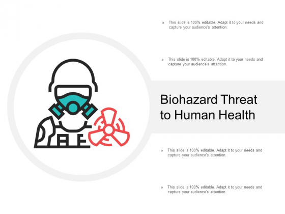 Biohazard Threat To Human Health Ppt Powerpoint Presentation Infographic Template Designs