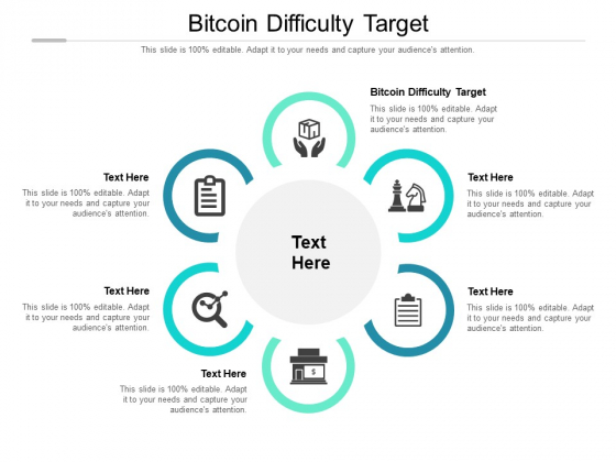 Bitcoin Difficulty Target Ppt PowerPoint Presentation Inspiration Cpb Pdf